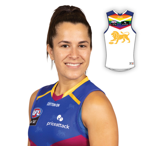 Photo of 2021 AFLW Pride Guernsey - Ally Anderson