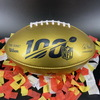 PCC - Chiefs Patrick Mahomes Signed Gold NFL Honors Football