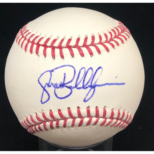 Photo of Jack Billingham -  Autographed Official Major League Baseball
