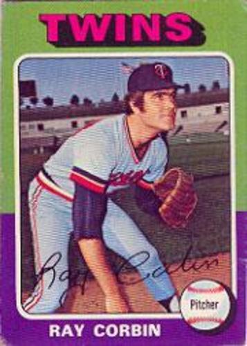 Photo of 1975 Topps #78 Ray Corbin