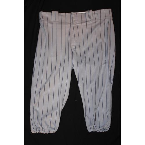 Photo of Game-Used Pants: Lloyd McClendon (Size 40-45-22 - DET at KC - 5/6/18)