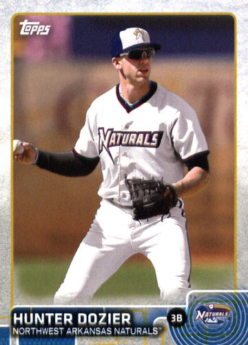 Photo of 2015 Topps Pro Debut #23 Hunter Dozier