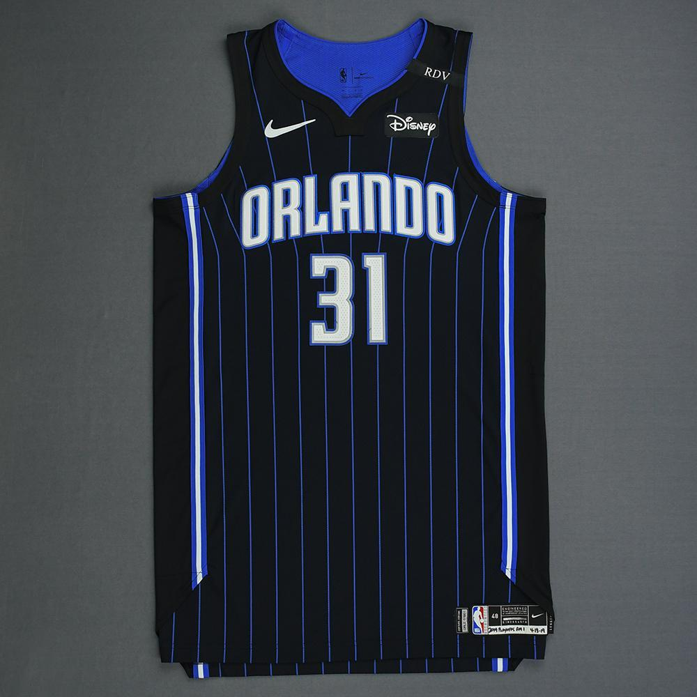 Terrence Ross - Orlando Magic - Game-Worn Statement Edition Jersey - 2019 Playoffs