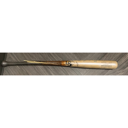 Photo of July 14, 2019 Adam Jones Game-Used Bat
