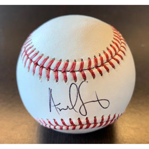 Photo of Giants Community Fund: Andrew Suarez Baseball