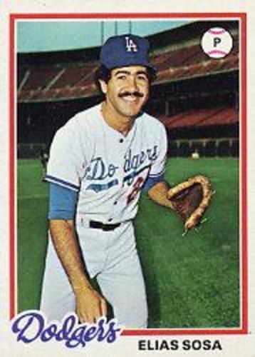 Photo of 1978 Topps #694 Elias Sosa