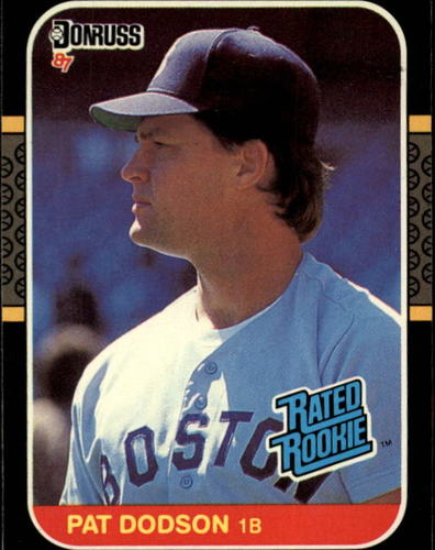 Photo of 1987 Donruss #44 Pat Dodson RC