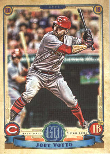 Photo of 2019 Topps Gypsy Queen #121 Joey Votto