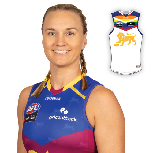 Photo of 2021 AFLW Pride Guernsey - Selina Priest