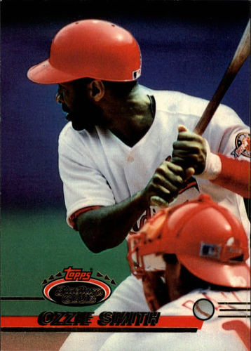 Photo of 1993 Stadium Club #548 Ozzie Smith