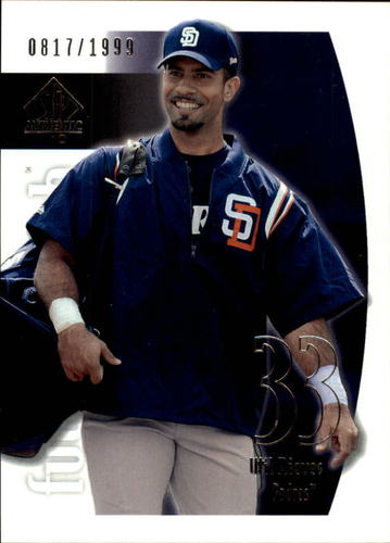 Photo of 2002 SP Authentic #215 Wil Nieves FW RC