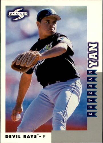 Photo of 1998 Score Rookie Traded #146 Esteban Yan RC