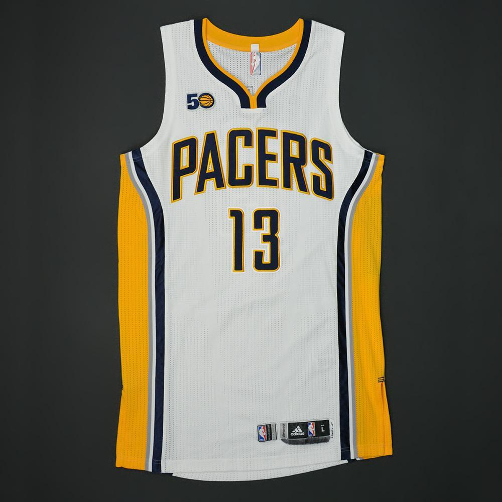 4f455e44b2a ... low cost paul george indiana pacers game worn jersey 2016 17 nba season  6bc45 1d735