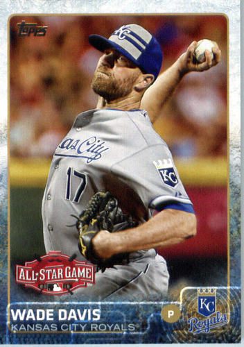 Photo of 2015 Topps Update #US297 Wade Davis