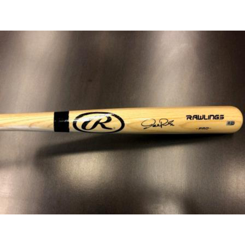 Giants Community Fund: Joe Panik Autographed Bat