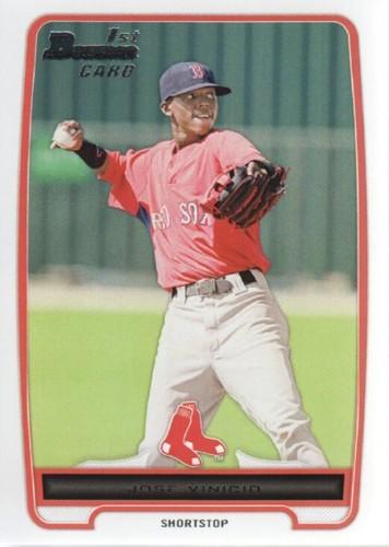 Photo of 2012 Bowman Prospects #BP55 Jose Vinicio