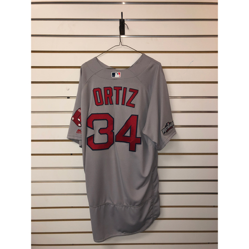 Photo of David Ortiz Team-Issued 2016 Road Jersey