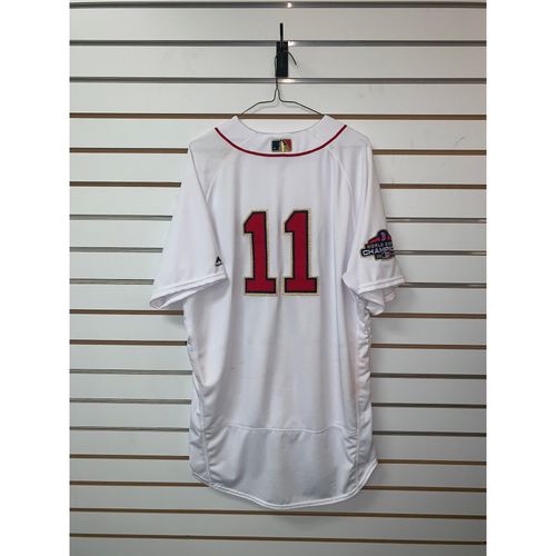 reputable site b3d44 0c937 Red Sox Auctions | Rafael Devers Game Used April 9, 2019 ...