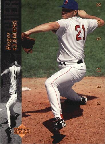 Photo of 1994 Upper Deck #450 Roger Clemens
