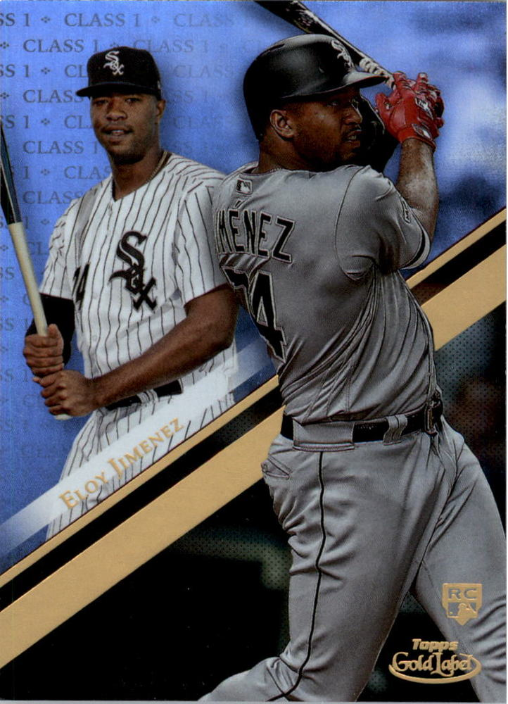 2019 Topps Gold Label Class 1 #98 Eloy Jimenez RC