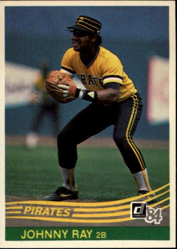 Photo of 1984 Donruss #308 Johnny Ray