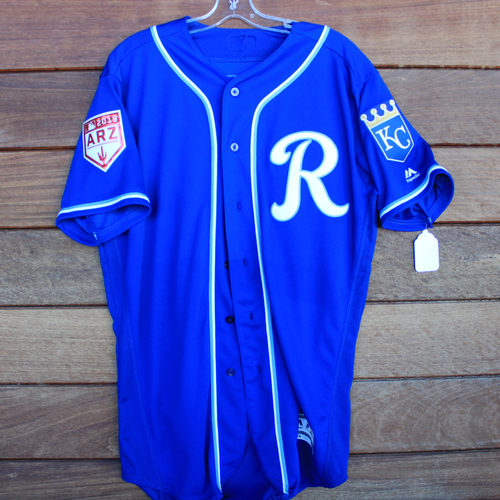 Photo of Team-Issued Jersey: Mike Montgomery (Size 44)