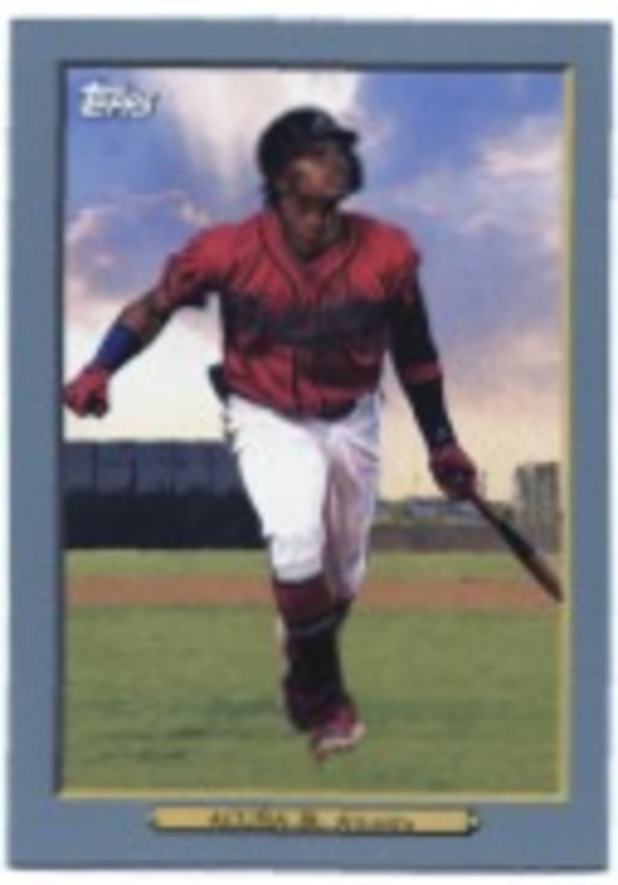 2020 Topps Turkey Red '20 #TR2 Ronald Acuna Jr.