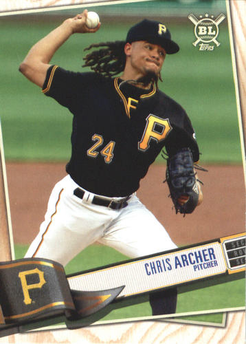 Photo of 2019 Topps Big League #25 Chris Archer