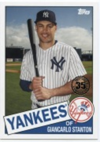Photo of 2020 Topps '85 Topps Series 2 #85TB29 Giancarlo Stanton