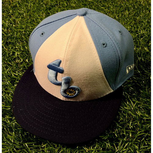 Photo of Rays Baseball Foundation: Team Issued TBTC Cap - Choose Your Size!