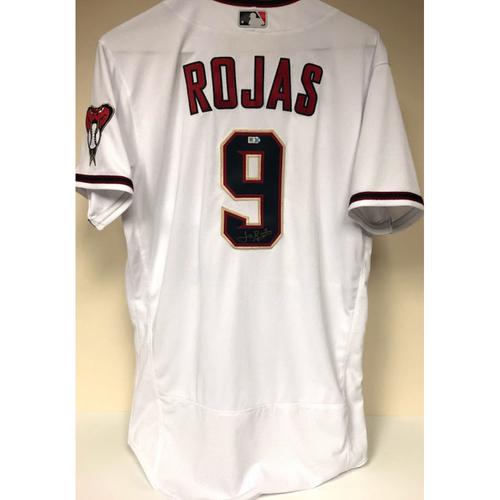 Josh Rojas Autographed Jersey