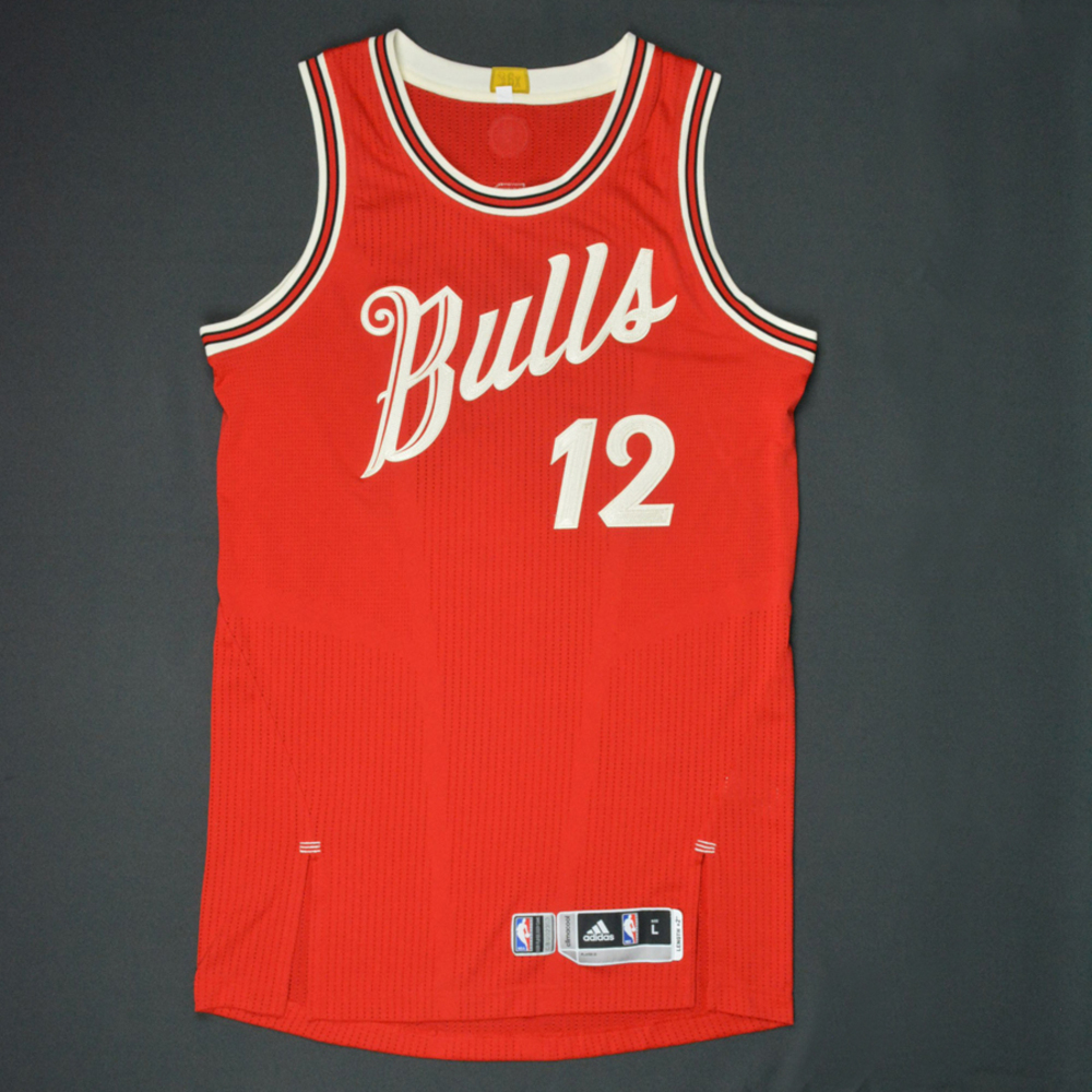 Kirk Hinrich - Chicago Bulls - Game-Worn Jersey - NBA Christmas Day ... 245cb23fb