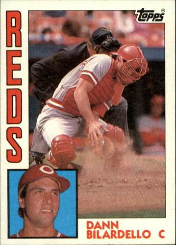 Photo of 1984 Topps #424 Dann Bilardello