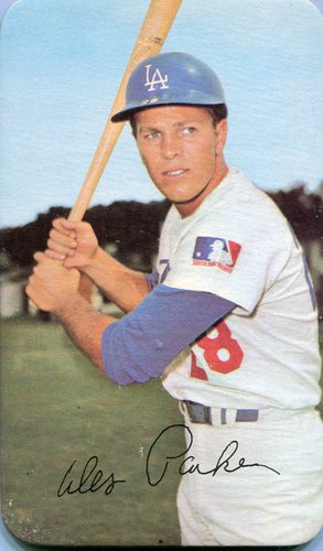 Photo of 1971 Topps Super #14 Wes Parker