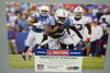 COLTS - DWAYNE ALLEN SIGNED 8X10 PHOTO