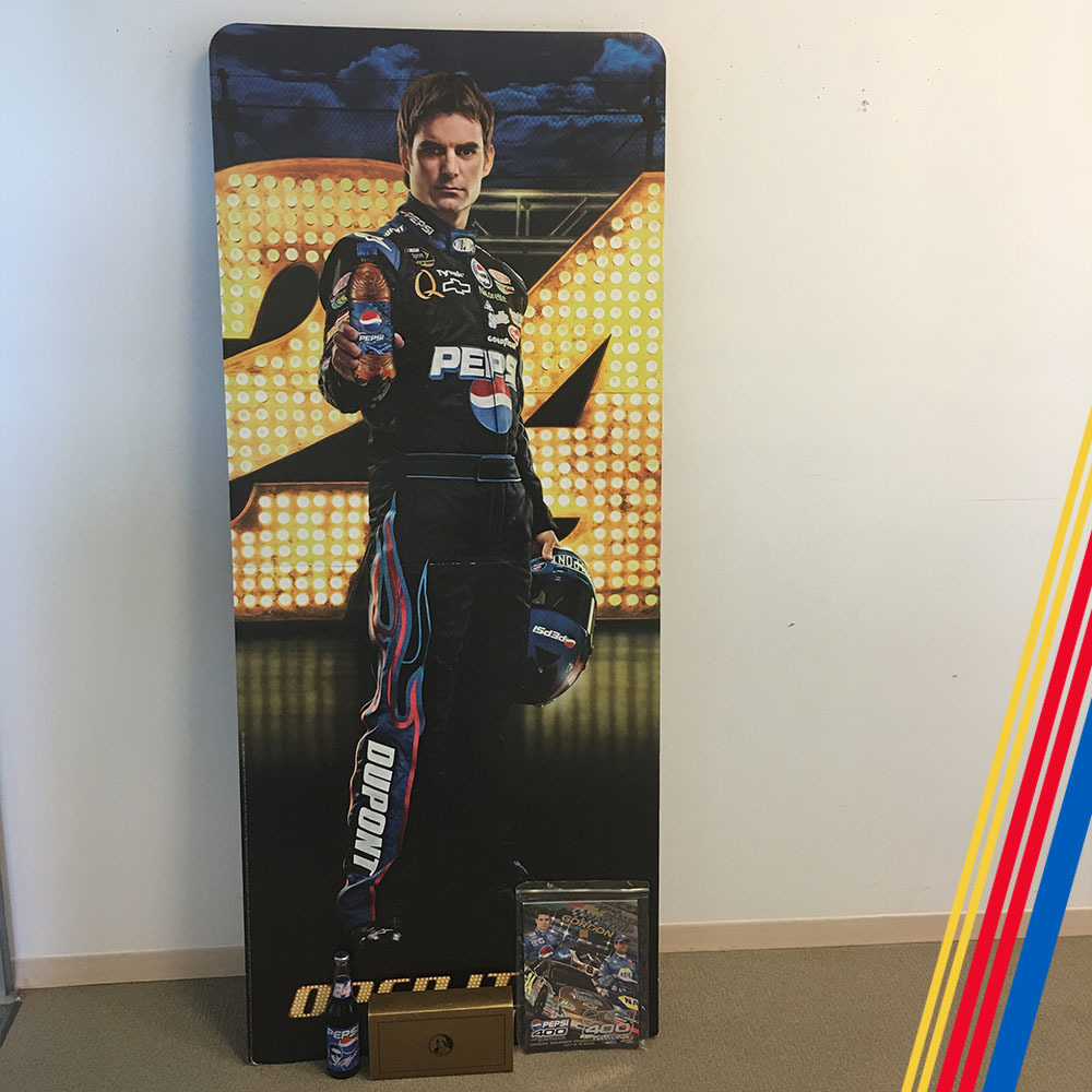 NASCAR'S Jeff Gordon Fan Pack!