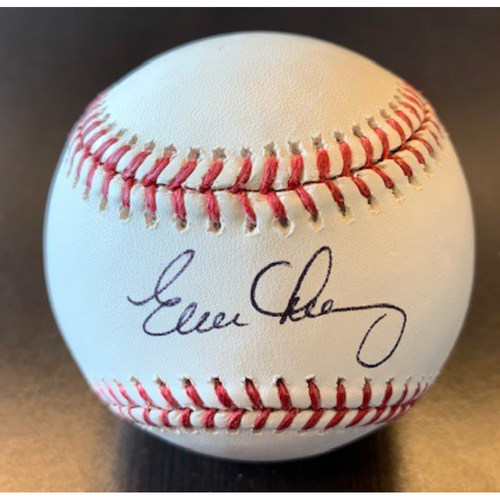 Giants Community Fund: Evan Longoria Autographed Baseball