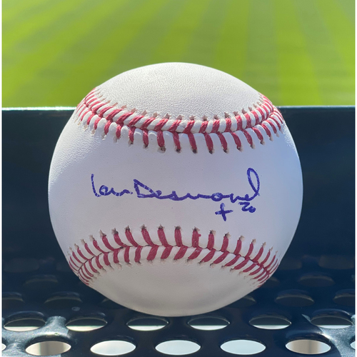 Photo of Colorado Rockies Autographed Baseball: Ian Desmond