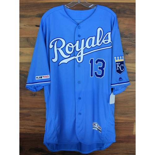 Photo of Team-Issued Jersey: Salvador Perez (Size 48)