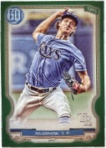 Photo of 2020 Topps Gypsy Queen Green #189 Tyler Glasnow