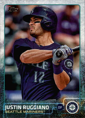 Photo of 2015 Topps #384 Justin Ruggiano