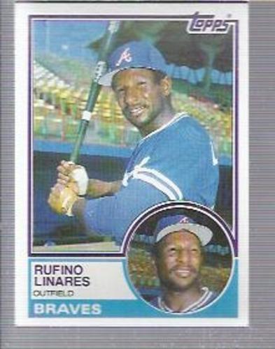 Photo of 1983 Topps #467 Rufino Linares