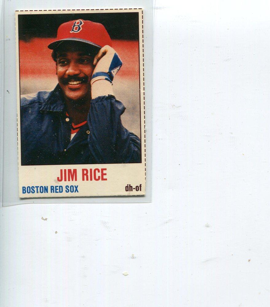1978 Hostess #45 Jim Rice
