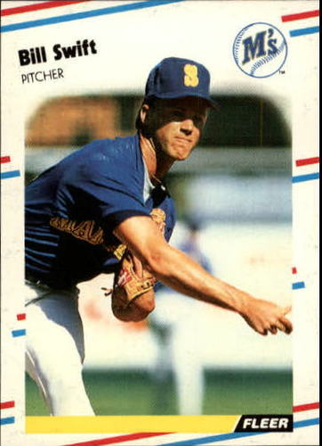 Photo of 1988 Fleer Update #61 Bill Swift