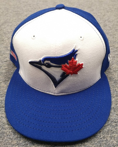 Photo of Authenticated Team Issued 2019 Opening Day Cap - #41 Aaron Sanchez. Size 7 1/4.