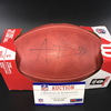 PCC - Rams Aaron Donald Signed Authentic Football W/ 100 seasons Logo