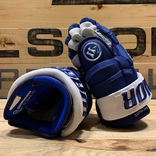 Travis Dermott 2020-21 Game Worn Gloves