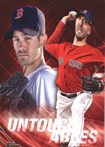 Photo of 2017 Topps Update Untouchables #U26 Rick Porcello