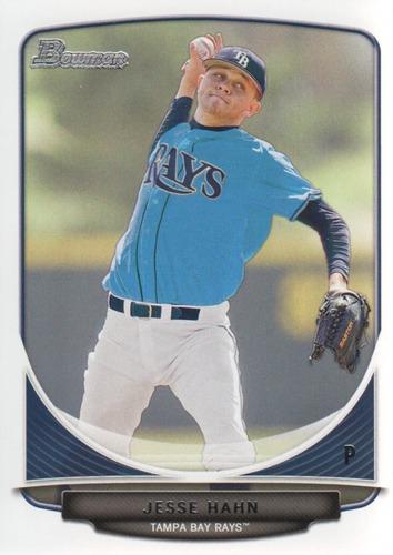 Photo of 2013 Bowman Prospects #BP7 Jesse Hahn