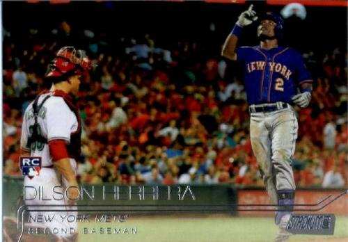 Photo of 2015 Stadium Club #30 Dilson Herrera RC